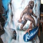 Kokanee Mountain - beer cooler, just for fun!