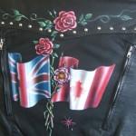 Where Britain meets Alberta for Margaret.
