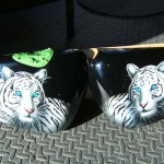 White tigers for Shelly's tins.